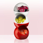 Kapselhalter Bubble Red3-medium Dolce Gusto