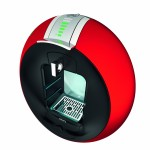 KP5105 Dolce Gusto Circolo FlowStop rot von Krups