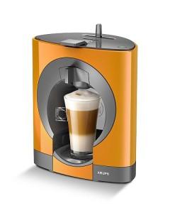 Dolce Gusto Maschine Krups YY2293FD Nescafé Dolce Gusto Oblo orange bei Amazon