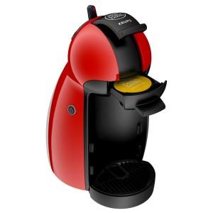 Nescafé Dolce Gusto Maschine Piccolo Krups KP1006 Dolce Gusto rot