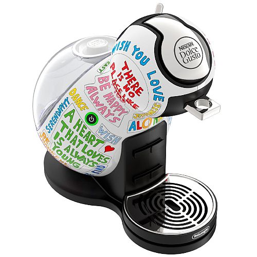 Dolce Gusto Maschine DeLonghi EDG 420.FB Dolce Gusto Melody 3 Facebook Edition
