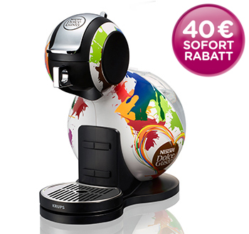 Dolce Gusto Maschine Krups Melody lll Manuell Euro Design Contest